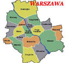 Korty w Warszawie