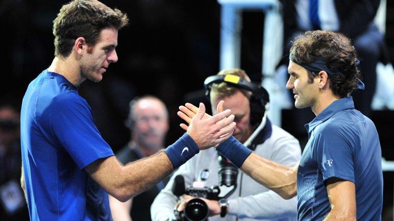 Live Streaming Facebook : Federer vs Del Potro